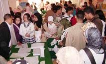 La caravane des Journées de l'orientation scolaire, universitaire et de l'entrepreneuriat