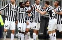 La Juventus ne lâche plus le morceau