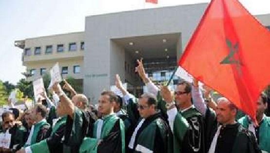 Grogne des magistrats et  indifférence du gouvernement