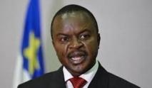 Le président centrafricain annonce la fin de l'anarchie à Bangui
