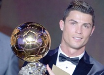 Ronaldo s'offre son deuxième Ballon d'or