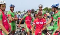 Salah Eddine Mraouni, meilleur africain de la 2ème  étape