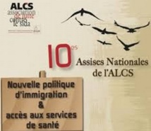 L'ALCS organise ces Assises nationales