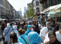 Plus de 1000 Marocains ont obtenu la nationalité belge en 2013