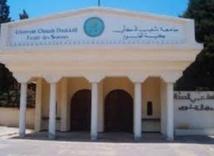 Le ras-le-bol des fonctionnaires de l'Université Chouaib Doukkali