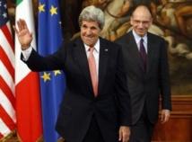 Etats-unis urgent  pour un gouvernement  syrien de transition