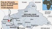 Montée de la violence  intercommunautaire en Centrafrique