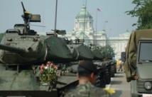 Bras de fer entre gouvernement et manifestants en Thaïlande