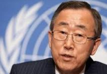 Ban Ki Moon : Toute mesure prise pour modifier le caractère de la ville sainte n'a aucune validité juridique