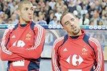 Ribéry et Benzema jugés à Paris