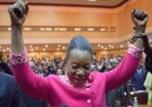 Une femme élue présidente en Centrafrique