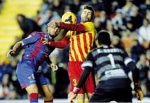 Une déconvenue à réparer  à Levante pour le Barça ce soir