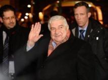 Rencontre à Montreux entre des proches  d'Assad et des opposants