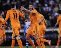 Le Real et Benzema prennent option pour la demi-finale  de la Copa Del Rey