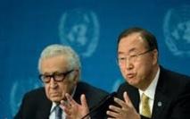 Dialogue de sourds  à Genève II à propos du sort d'Assad