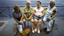 Pour avoir emmagasiné plus d'informations, le cerveau des personnes âgées est plus lent