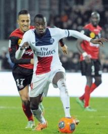 Le PSG peu inspiré à Guingamp