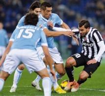 La Juventus revient sur la Lazio à Rome