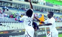 Ghana-Nigeria et Libye-Zimbabwe au dernier carré du CHAN
