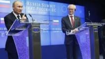 Sommet UE-Russie à Bruxelles