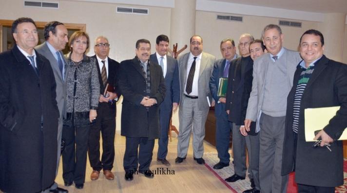 L'opposition parlementaire tient réunion à Rabat