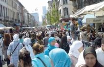 Les Marocains représentent la principale nationalité non-européenne en Belgique