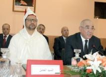 Installation d'Ali Salem Chagaf comme gouverneur de Mohammedia