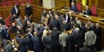 L'opposition ukrainienne rejette l'amnistie adoptée par le Parlement