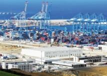 Progression de l'activité portuaire en 2013