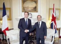 Sommet franco-britannique consacré à la coopération militaire