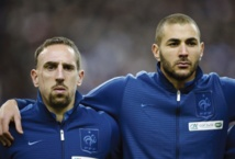 Frank Ribéry et  Karim Benzema libérés de l'affaire Zahia