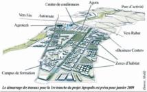 Le parc agro-industriel «Agropolis» fait écho au Brésil