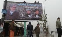 Ouverture de la campagne présidentielle en Afghanistan