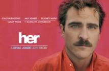 """""""Her"""" récompensé par les scénaristes américains"""