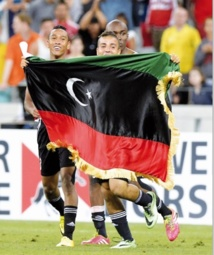 A la Libye le CHAN 2014