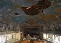Le théâtre Cervantès de Tanger à l'agonie