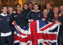 La Grande-Bretagne bat les Etats-Unis pour la première fois depuis 1935 en Coupe Davis
