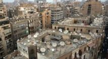 """Au Caire, la petite """"société de la terrasse"""" face à la crise du logement"""