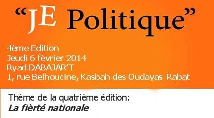 """""""La fierté nationale"""" en débat à Rabat"""