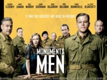 George Clooney se frotte à la Seconde Guerre mondiale