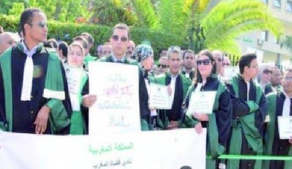 Les magistrats en grève ce samedi