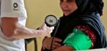 Caravane médicale à Sidi Kacem