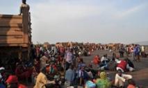 Nouveau départ d'un convoi de musulmans de Bangui