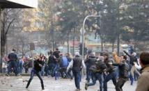 Bosnie: des milliers de manifestants protestent contre la misère