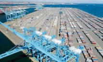 Fort accroissement des  activités de Tanger-Med