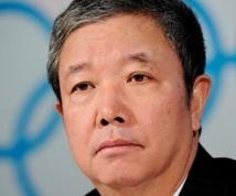 Le Chinois Zaiqing Yu élu vice-président du CIO