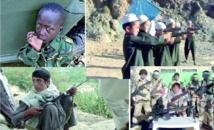 Une marche pour dénoncer  le phénomène des enfants-soldats