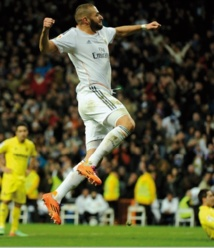 Le Real Madrid s'empare du fauteuil de leader de la Liga