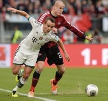 Le Bayern réaliste, s'en sort honorablement en derby face à Nuremberg