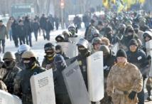 70.000 opposants manifestent dans le centre de Kiev